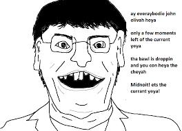John Oliver Memes - john oliver counter signal memes know your meme