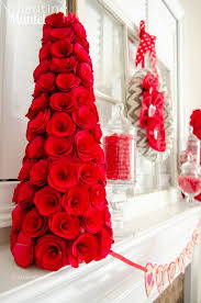 Valentines Day Decorations by Beautiful Valentine U0027s Day Mantel Decorations 2017