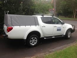 Navara D22 Canopy by Utes On The Wallaby Track