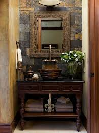Best Small Powder Room Images On Pinterest Bathroom Ideas - Small bathroom vanities for small bathrooms
