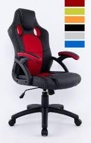 siege de bureau bacquet fauteuil de bureau baquet siège de bureau baquet racing bicolors