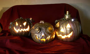 Horror Themed Home Decor by Steampunk Your Halloween With These Creepy Steampunk Decorations