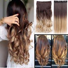 ombre hair extensions uk two tone hair extensions ebay