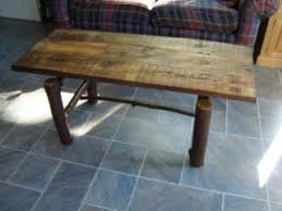 Barn Board Coffee Table Follow Your Heart Woodworking Log Coffee Table From Maple With