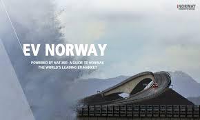 ev norway norsk elbilforening