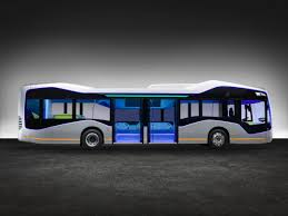future mercedes new mercedes self driving bus is the autonomous future of public