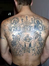 british cop investigates the meaning behind russian prison tattoos
