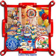 caillou party supplies caillou party supplies birthday ideas boys caillou