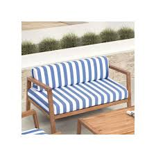 Garden Bench With Cushion Brayden Studio Delfino Deep Seating Group With Cushion U0026 Reviews
