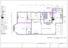 system planning and design bungalow project for plumbing level 3