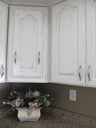 how to paint cabinets to look antique s kitchen makeover distressed kitchen cabinets