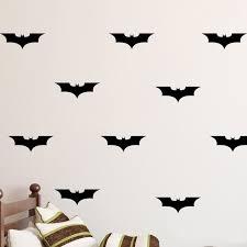 Batman Decor For Bedroom Aliexpress Com Buy Batman Diy Wall Decal Wall Art Batman