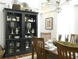 black dining table and hutch living room black living room cabinets marvelous on with regard to