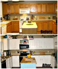 Design My Home On A Budget by Redo My Kitchen On A Budget Before And After Budget Kitchen