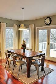 Lighting For Dining Room Table 105 Best Dining Room Images On Pinterest Dining Room Spaces And