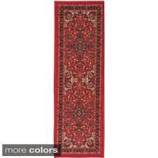 Red Patterned Rug Oriental Runner Rugs Shop The Best Deals For Oct 2017