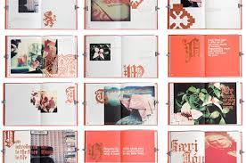 Art Portfolio Design Graphic Design Portfolio Of Kristin Agnarsdottir Editorial