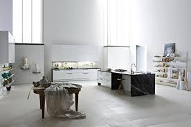 Open Kitchen Design black marble countertops white units kitchen kitchen ocinz com