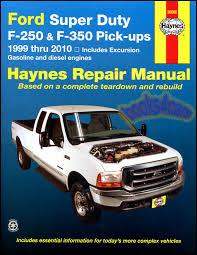 car service manuals pdf 1999 ford econoline e350 instrument cluster ford excursion manuals at books4cars com