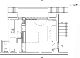 Floor Plan Flat by Small Flat Takes Advantage Of Reduced Space In A Big Way