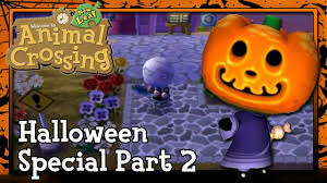 animal crossing new leaf halloween guide