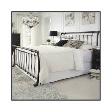 metal sleigh bed for latest top 10 metal king beds finelymade