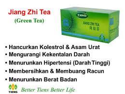 Teh Jiang jual teh tianshi jiang zhi tea penghancur lemak penurun