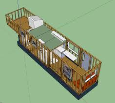 Ever Thought Of A Gooseneck Tiny House Design The Tiny House Plans For A Gooseneck Trailer