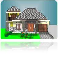 desain rumah corel desain rumah coreldraw rumah indah