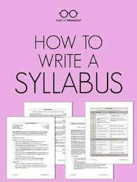 the 25 best middle syllabus ideas on pinterest high