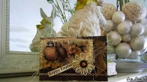 Youtube Easter Decorations by Victorian Style Easter Decorating Shabby Chic Easter Decorating