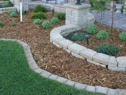 Border Ideas For Gardens Edging For Garden Beds Royal Flower Bed Border Ideas 2638