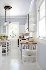 kitchen wall cabinet end shelf angled end of the wall cabinets guild people towards the door