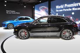 2015 porsche macan s white macan expected to help porsche crest 200 000 global sales motor