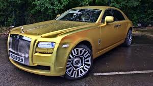 gold phantom car you can buy this gold rolls royce for just 14 bitcoin motoring