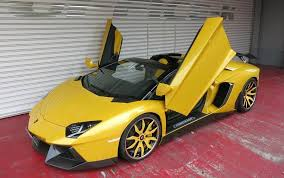 lamborghini aventador roadster yellow lamborghini aventador roadster by office k tuning 1 images