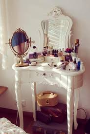 Vanity Table L Nail Dressing Table Make Up Home Decor Vintage Decor