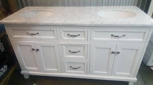 carolina 60 white double sink vanity by lanza pretty white double sink vanity 4 kalize75 bathroom veggievangogh