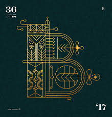36 days of type 02 on behance