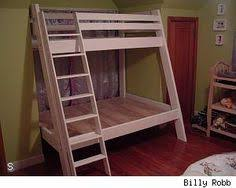 Bunk Bed Plans Bunk Beds With Stairs By Dshute  LumberJocks - Plans to build bunk beds with stairs