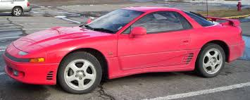 pink mitsubishi 3000gt view of mitsubishi gto photos video features and tuning of