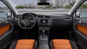 volkswagen amarok 2016 interior 2017 volkswagen tiguan facelift dubai abu dhabi uae