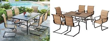 7pc Patio Dining Set Hton Bay Belleville 7pc Patio Dining Set 299 Orig 500