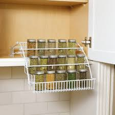 Kitchen Cabinet Spice Organizers Top 25 Best Pull Down Spice Rack Ideas On Pinterest Best Spice