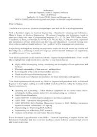 cover letter for electrical engineer nedim basic cover letter software engineer electrical engineer profe u2026