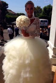 richie wedding dress my beautiful friend in a copy of richie s wedding dress