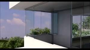 frameless glass bifold doors bi fold frameless flying windows youtube