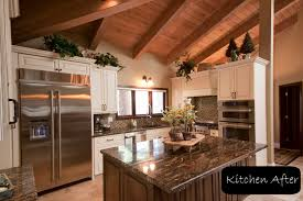 Kitchen Remodel Before And After With Cost Kitchens Kitchen Remodel Stylish Before And Licious Small