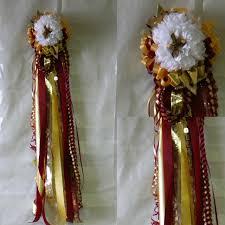 homecoming corsages deer park high school homecoming mums enchanted florist pasadena