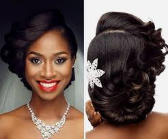 hair does for middle aged black women 45 photos of romantic bridal hair styles hubpages